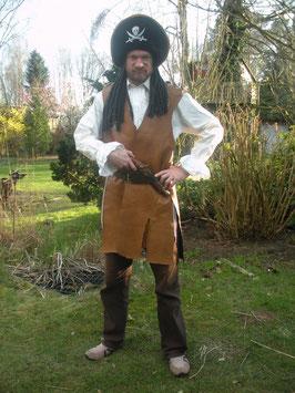 Pirat Herrenkostüm