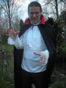 Vampir Erwachsenenkostüm