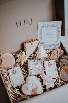 Christmas Cookie Box: Der essbare Weihnachtsschmuck