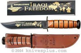 KA BAR Army Operation Iraq