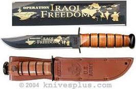 KA BAR Army Operation Iraq