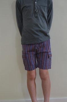 Pantalón niño morado