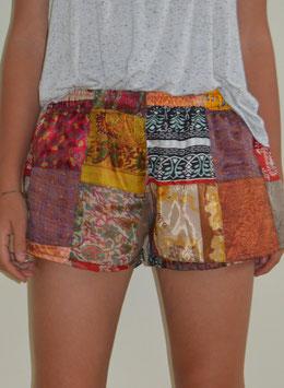 Pantalón patchwork Sari