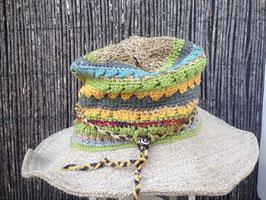 Sombrero ganchillo