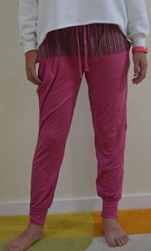 Pantalón bolsillo rosa