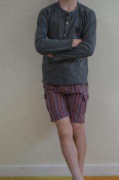 Pantalón niño rosa