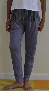 Pantalón bolsillo gris