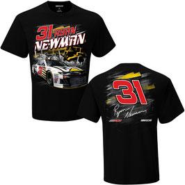 """#RN31C - Ryan Newman """"31"""" NASCAR T-Shirt - Camaro Motiv CAT"""