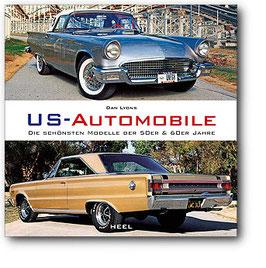 US-Automobile - Heel Verlag - Buch