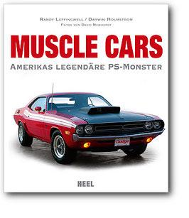Muscle Cars - Heel Verlag - Buch