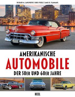 Amerikanische Automobile der 50er und 60er Jahre - Buch