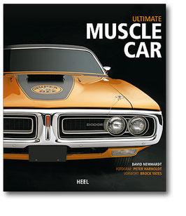 Ultimate Muscle Car - Heel Verlag - Buch