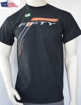 #CVFST - Chevrolet Camaro T-Shirt - Camaro Fifty - since 1967