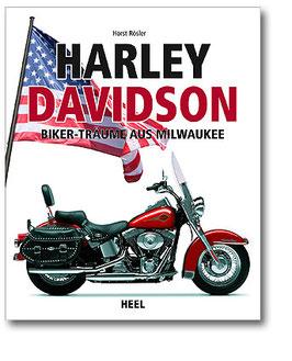 Harley-Davidson - Heel Verlag - Buch