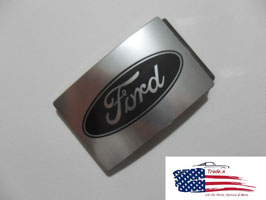 #BR-FEH - Ford Buckle Gebürstet