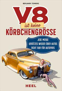 V8 ist keine Körbchengröße Buch - Heel Verlag