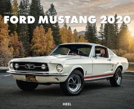 Ford Mustang Kalender XXL - 2020 - Heel Verlag