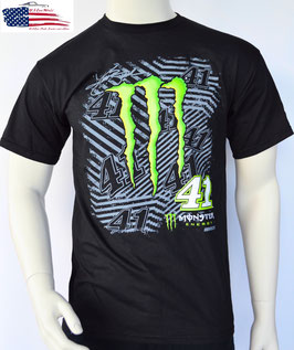 #KB41ME - Kurt Busch T-Shirt - Monster Energy