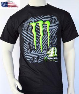 #KB41ME - Kurt Busch T-Shirt - Monster Energy