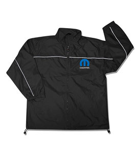#JK399 - Mopar Windbreaker - Mopar Blue Logo