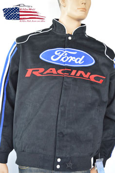 #FRD-C5 - Ford Racing US Car Jacke - Ford Racing Jacke