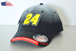 #JGDDC - Jeff Gordon Basecap - Flexcap - Enjoy The Ride