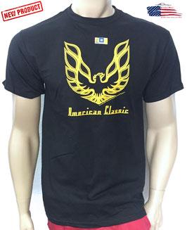 #POFTA - Pontiac Firebird Trans AM T-Shirt - American Classic