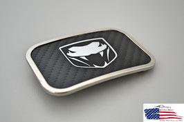 #DRVC - Dodge Viper Buckle Carbon - Gürtelschnalle