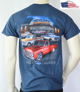 #CVCTR- Chevrolet T-Shirt - Chevy Trucks