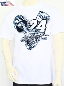 #JGPTT - Jeff Gordon T-Shirt - Piston Style