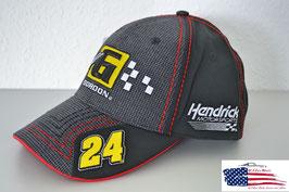 #JG24H - Jeff Gordon Basecap - Hendrick Motorsports