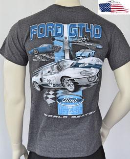 #FOGTF - Ford GT T-Shirt - Motiv GT40