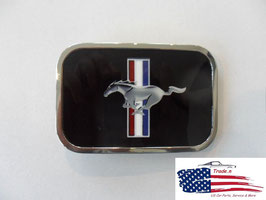 #FCG-FME - Ford Mustang Buckle Tribar Color