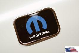 #MOPBB - Mopar Buckle - Schwarz/Blau