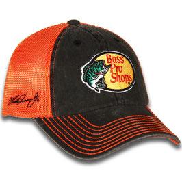 """#MT78TH - Martin Truex Jr """"78"""" NASCAR Basecap - Bass Pro Shops - Mesh"""