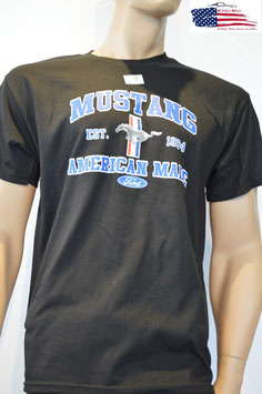 #75436 - Ford Mustang T-Shirt - American Made