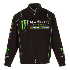 #NASMJ - NASCAR  Jacke - Monster Energie NASCAR Cup Series