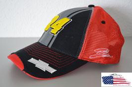 #JG24C - Jeff Gordon Basecap - Hendrick Motorsports - Mesh