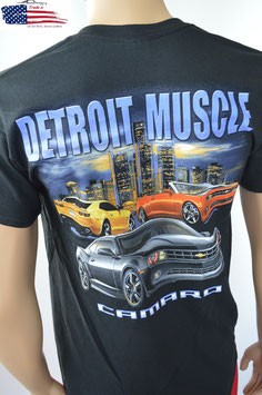#CV3DM - Chevrolet Camaro T-Shirt - Muscle Car