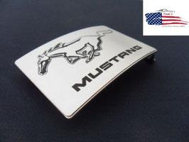 #RSO-BR - Ford Mustang Buckle Gebürstet