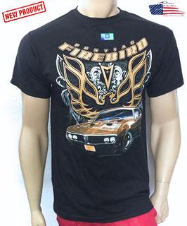 #PONFB - Pontiac Firebird T-Shirt - Classic