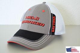 #CGHEM - Dodge Charger Basecap - HEMI Daytona