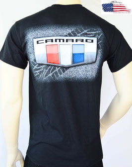 #CVCFC - Chevrolet Camaro T-Shirt - New Generation