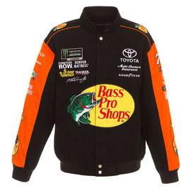 "#MTJBP - Martin Truex Jr. ""78"" NASCAR Jacke - Bass Pro Racing Jacke"
