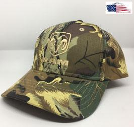 Dodge RAM Basecap - Camouflage - Waldtarn