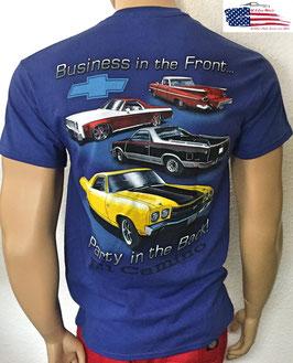 #CVELC- Chevrolet El Camino T-Shirt