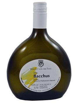2018er Bacchus Kabinett trocken