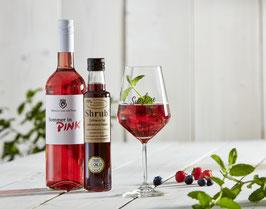 Der Pinke  - Wein-Cocktail-Paket