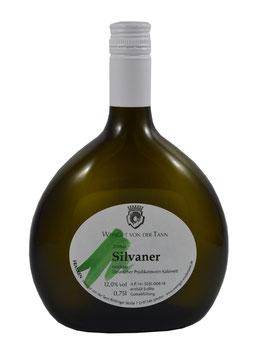 2018er Silvaner Kabinett trocken