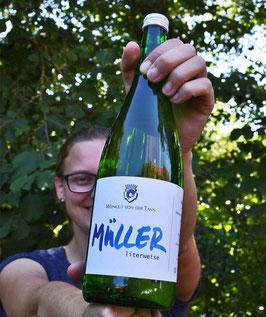 2018 Müller Thurgau Literweise Kabinett trocken